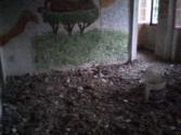 2014 03 foto 7 - stanza piano 1 dx - macerie soffitto