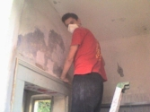 2014 11 foto 1 - eliminazione vecchio colore stanza piano 1 sx - Clan Menegoi